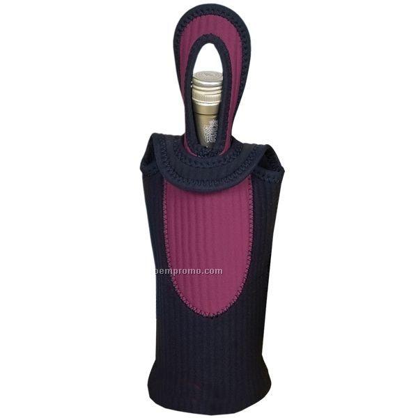Neoprene Bottle Cooler Bag (Blank)