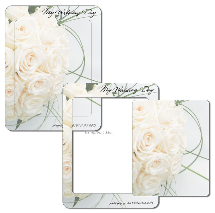 """Picture Frame Magnets - 5.0"""" X 6.5"""""""
