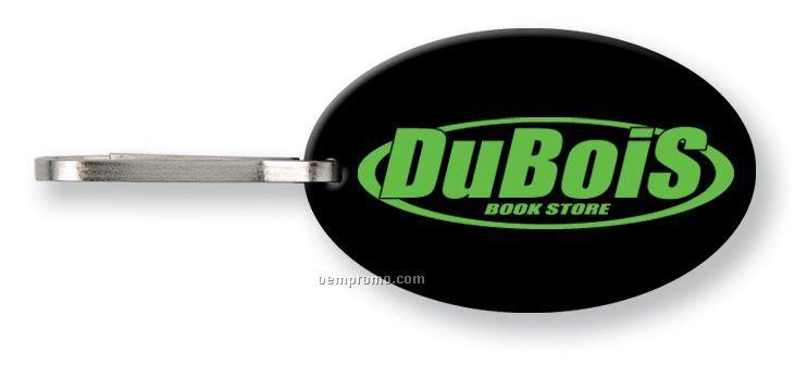 Sof-touch Vinyl Oval Quik Zip Zipper Pull