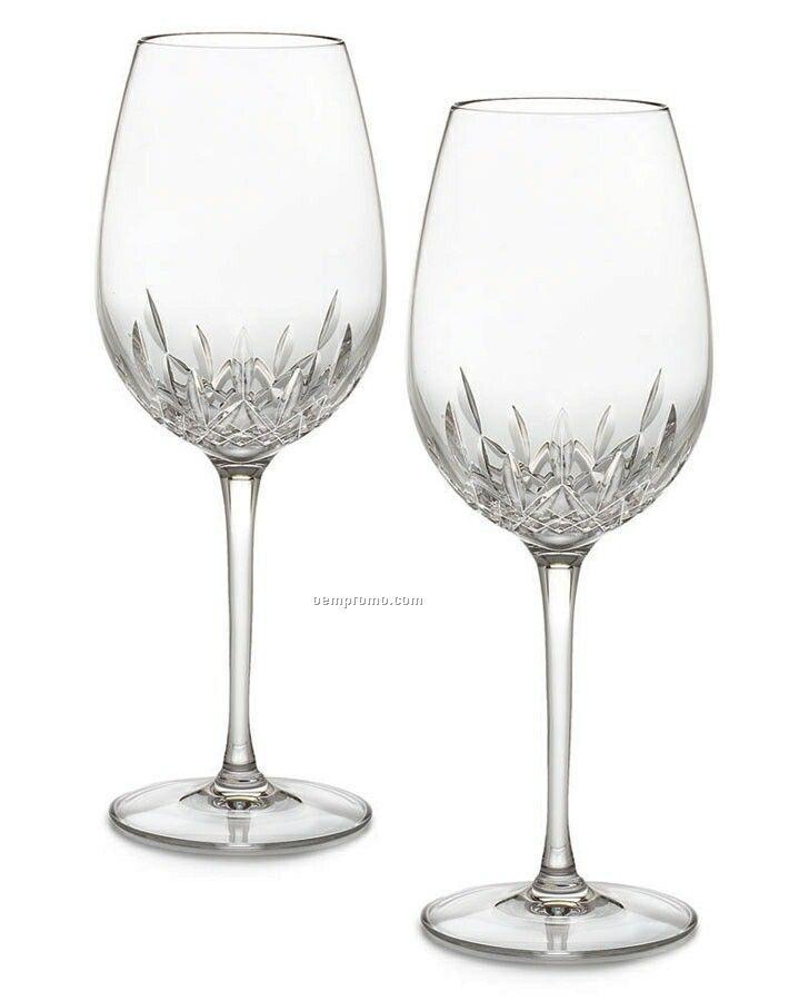 Waterford Crystal Lismore Essence Red Wine (Set Of 2)