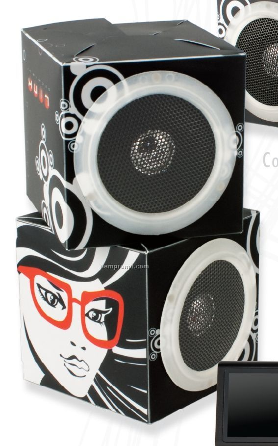 Michelangelo Custom Design Mp3 Speakers