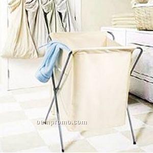 Non-woven Folding Clothes Basket