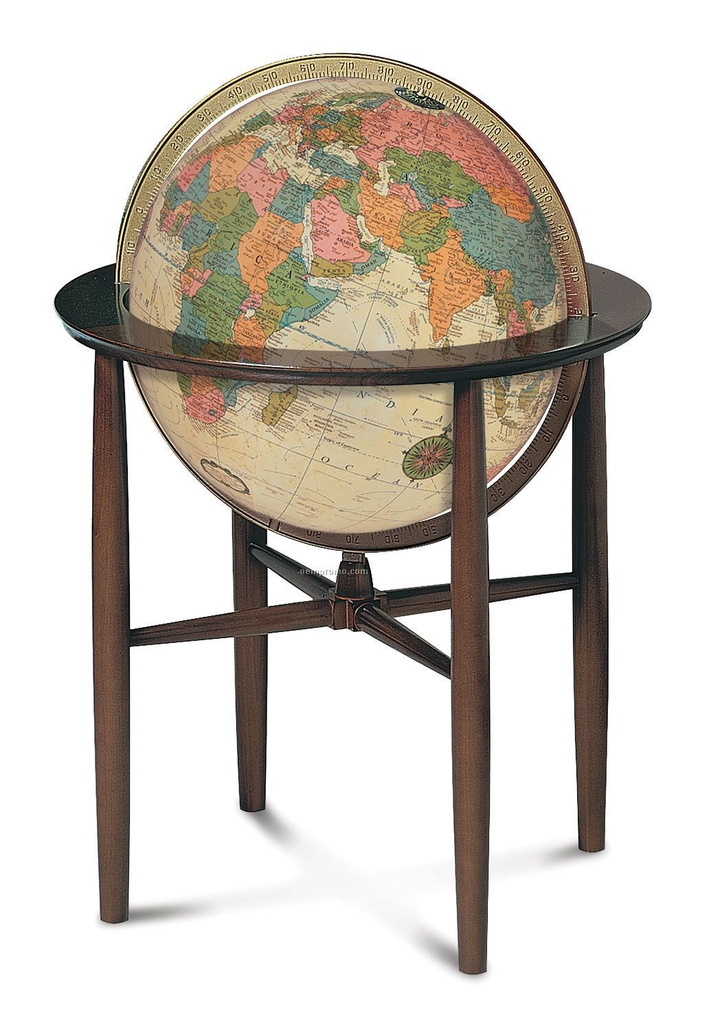 Austin Antique Illuminated Globe