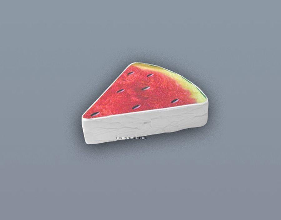 Compressed 100% Cotton T-shirt Watermelon Stock Shape (S-xl)