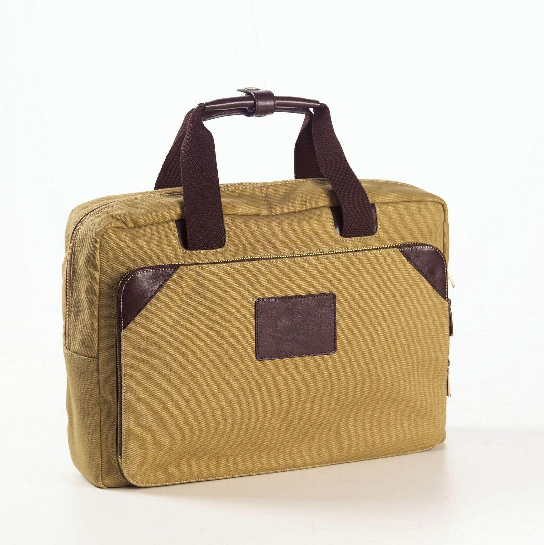 Redford Top Handle Briefcase