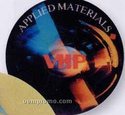 """2 1/4"""" Diameter Opti Lenticular Button (2 Phase)"""