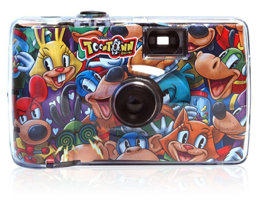 Custom Disposable Camera - 12 Exposures