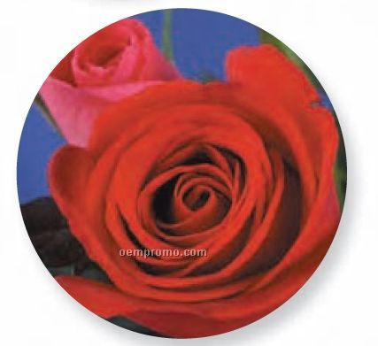 "2 1/4"" Diameter Opti Lenticular Button (3d)"