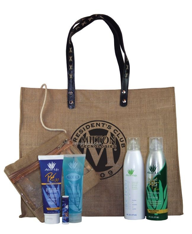 Jute Beach Bag Pro Formulas