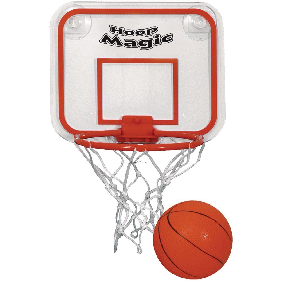 Coupon for basketball hoop