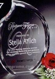 "Pristine Gallery Lambent Flame Award (10"")"