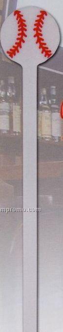 Baseball Stitching Stirrer (Blank)