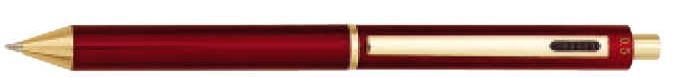 Classic 4-in-1 Series Pen (Red) (Silkscreened)