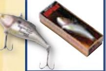 Rattlin' Rapala Fishing Lure