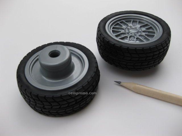 Tyre Shape Pencil Sharpener