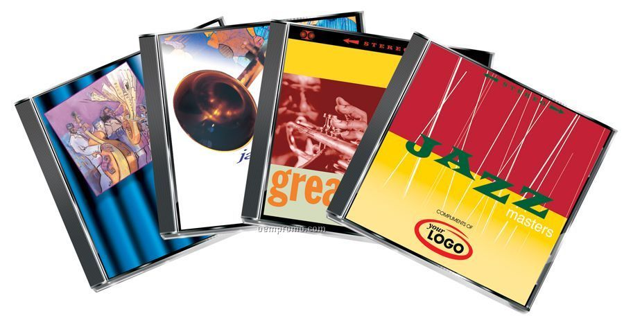 Vip Jazz Collection 4-cd Boxed Set