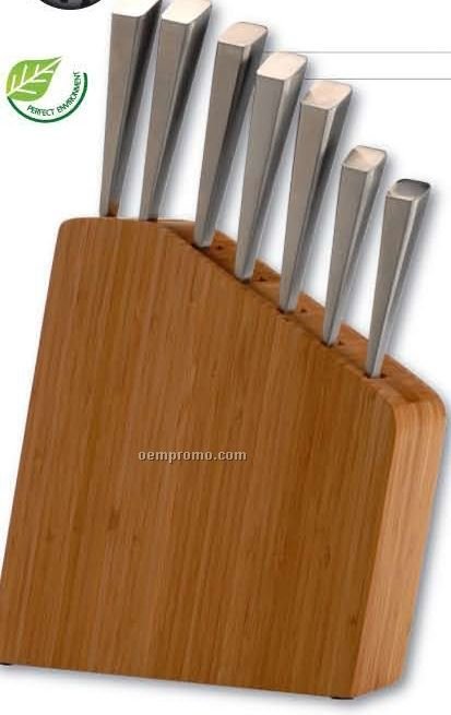 8 Piece Orion Knife Block Set