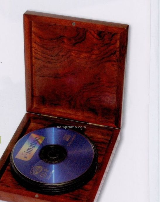 Rosewood Desk CD Case