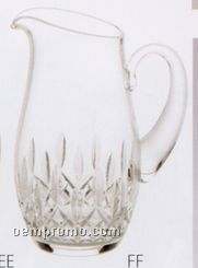 Waterford Lismore Nouveau Petite Crystal Pitcher