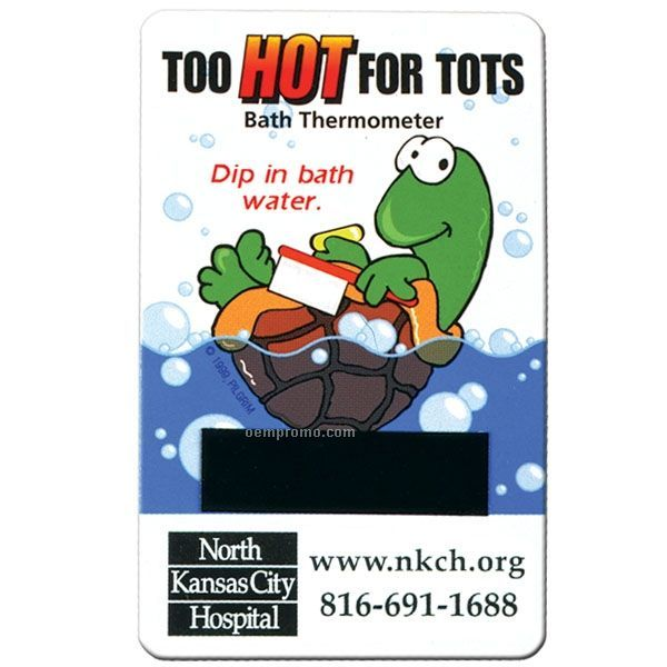 Turtle/ Elephant/ Frog/ Duck Bath Thermometers (Express Service)
