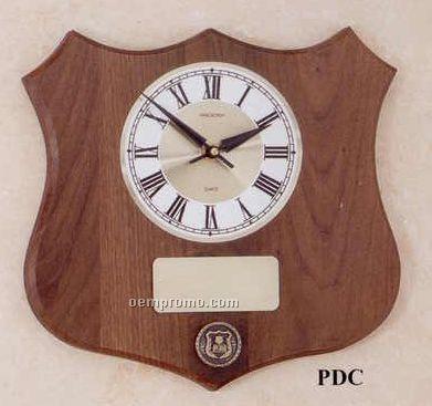 Walnut Police Department Service Clock Award
