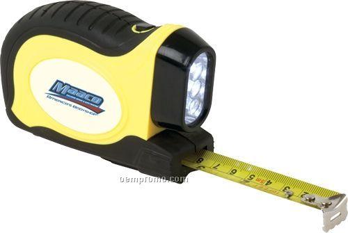 16' LED Flashlight Tape Measure