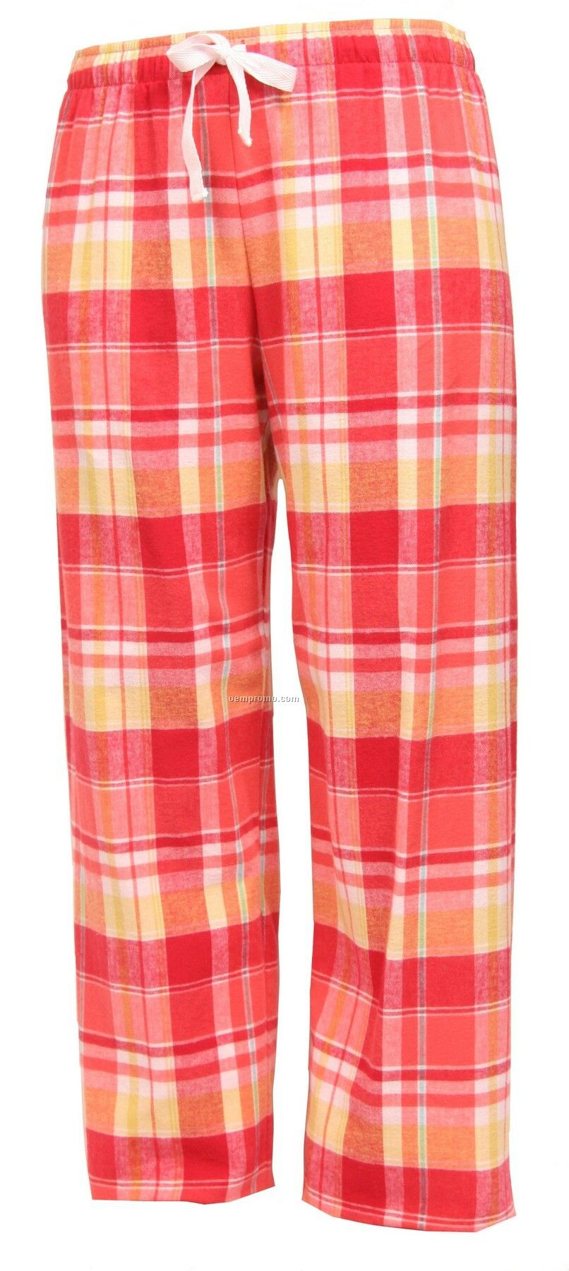 Adult Sunrise Fashion Flannel Pant With Tie Cord