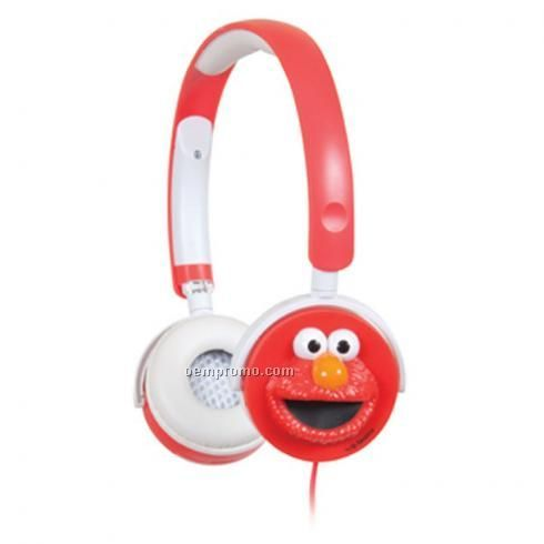 Elmo Headphones
