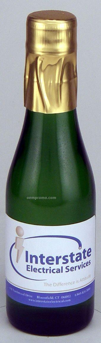 187ml Split California Champagne (Sparkling Wine) With Label