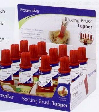 Basting Brush Topper Counter Display Unit