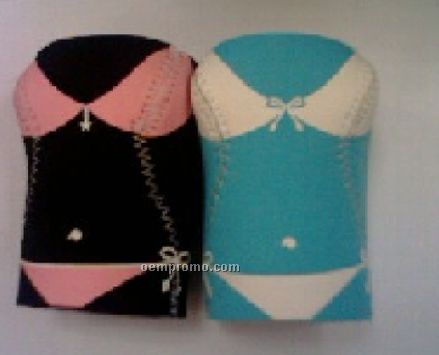 Neoprene Bikini-shaped Can Insulator