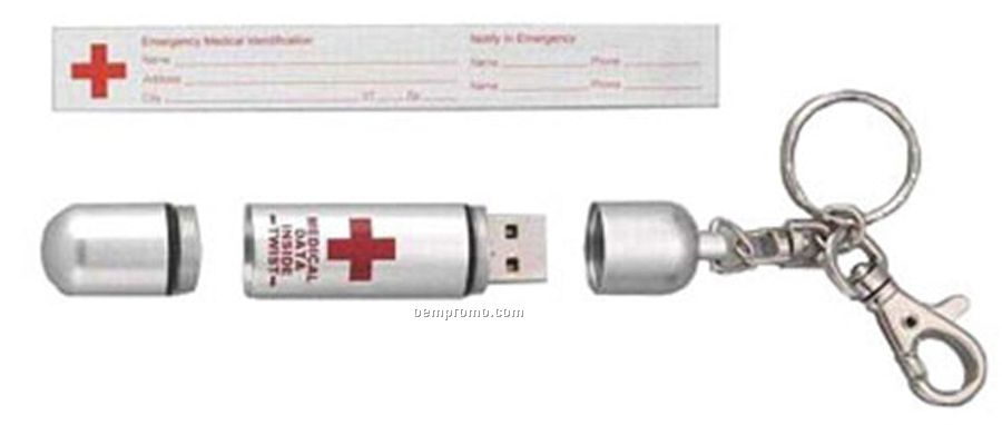 1 Gb Medi-guard USB Flash Drive