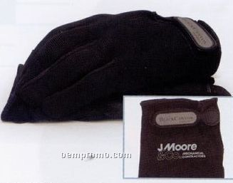 Black Canyon Mechanics Work Gloves With Padded Palm & Double Stitching