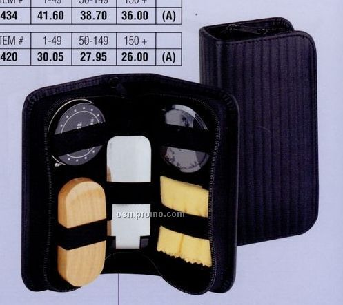 Elan Shoeshine Kit