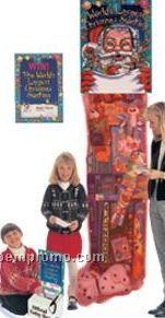 Giant Christmas Stocking (6' Promotional)