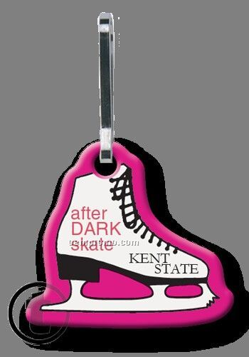 Sof-touch Vinyl Ice Skate Quik Zip Zipper Pull