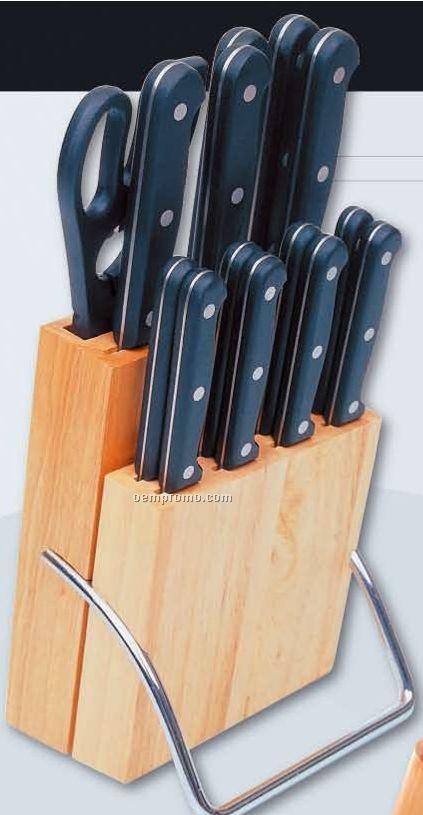15 Piece Lagos Knife Block Set