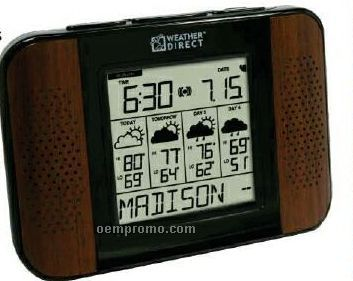 4 Day Internet Powered Talking Weather Station