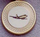 Medallion Kromafusion Team Mascot - Airplane Insert