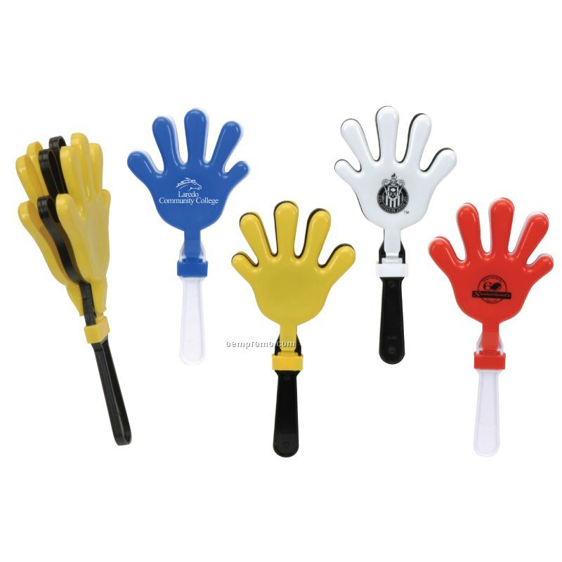2-tone Hand Clapper