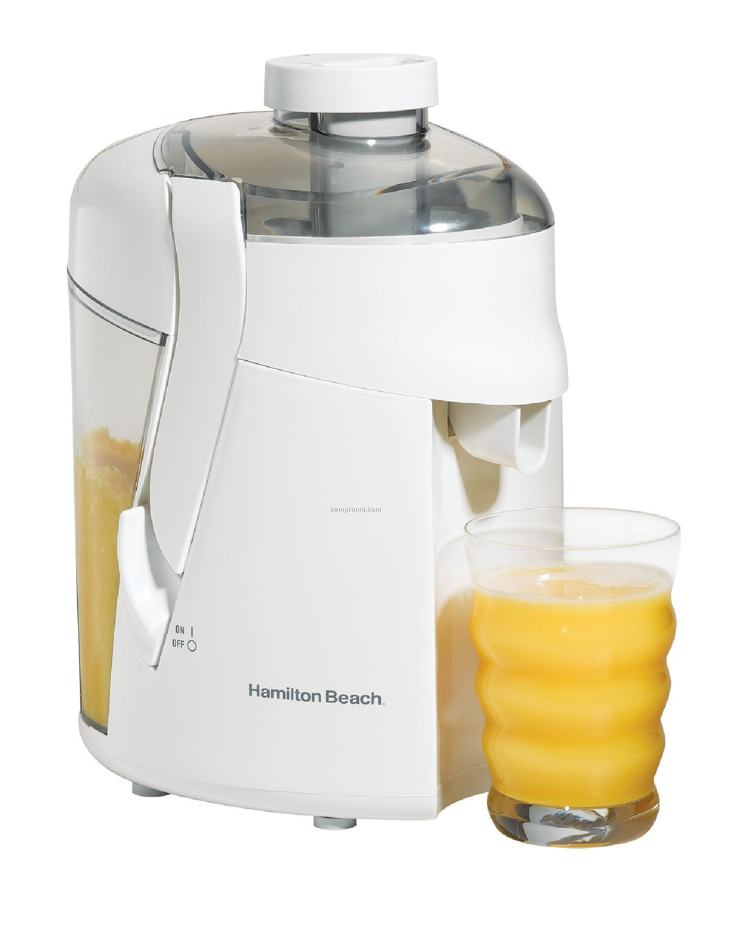Hamilton Beach Juicer ~ Hamilton beach juice extractors white w