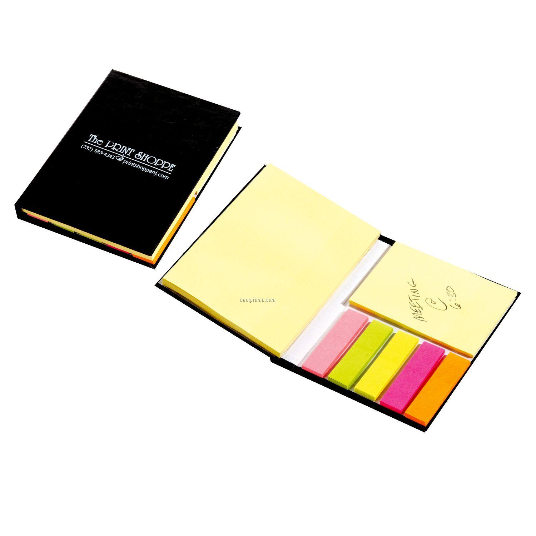 Hardback Sticky Note Keeper