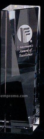 "Pristine Gallery Crystal Buena Vista Award (8"")"