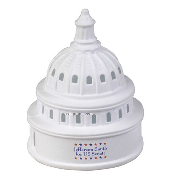 Us Capitol Squeeze Toy