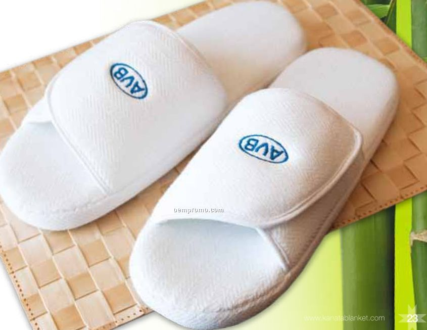 Bamboo Slippers (L-xl)