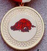 Medallion Kromafusion Team Mascot - Boar Insert
