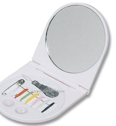 Mirror W/ Sewing Kit