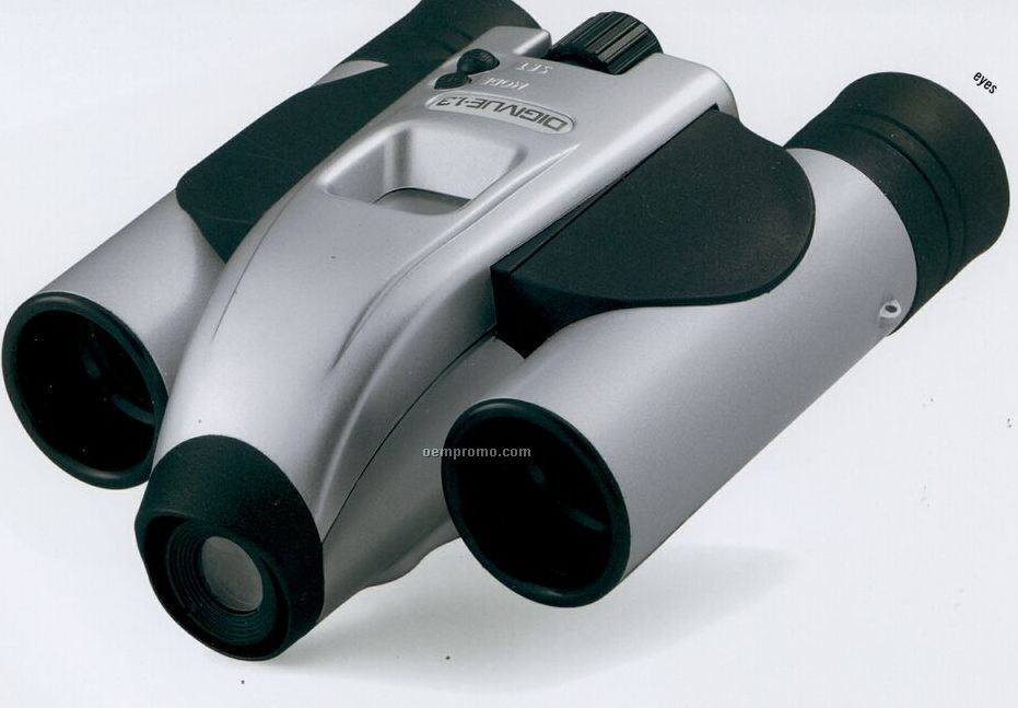 Swiss Army Victorinox Kronus Digivue Binocular W/ Digital Camera