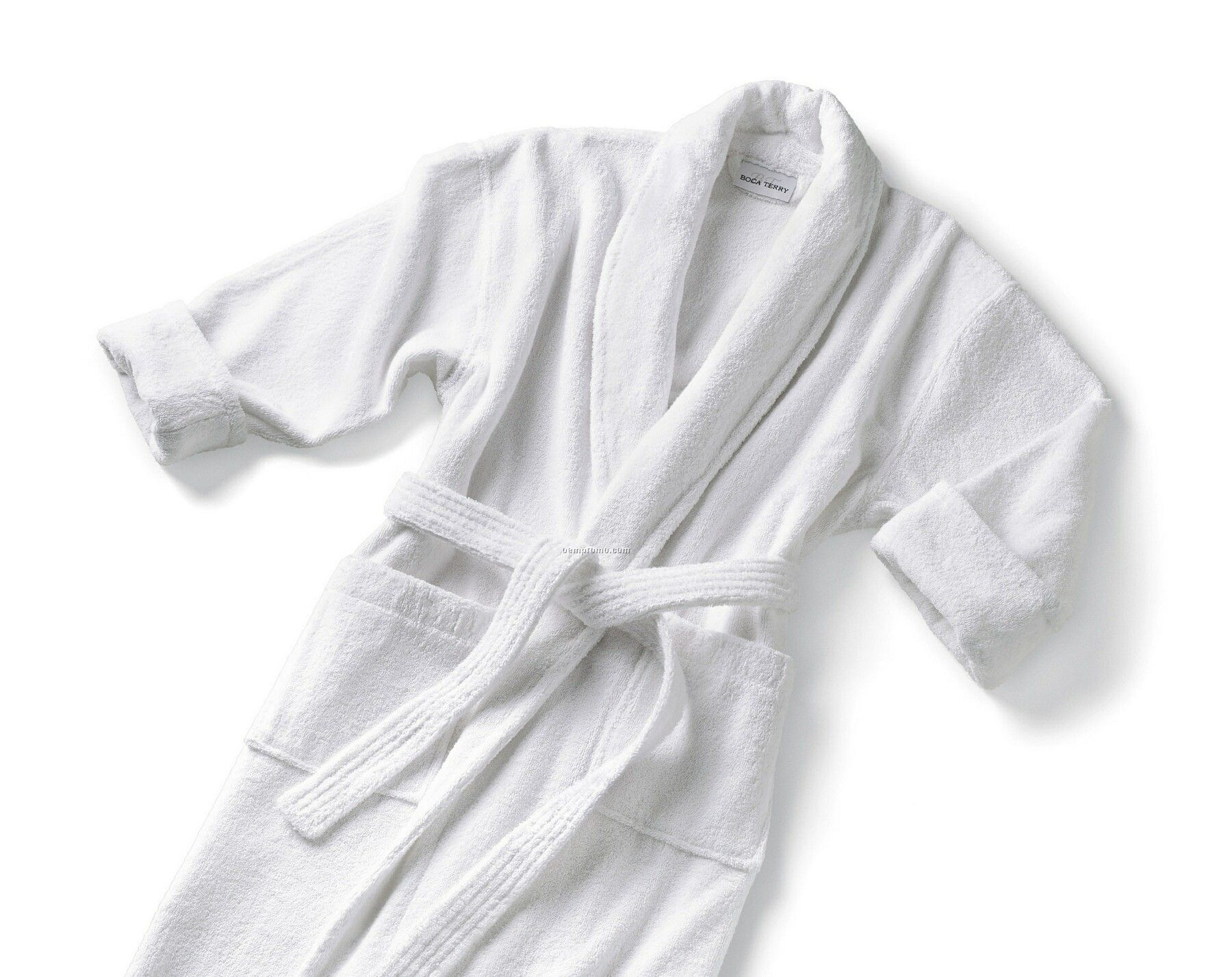 Classic Shawl Collar Robe - 12 Oz. Terry