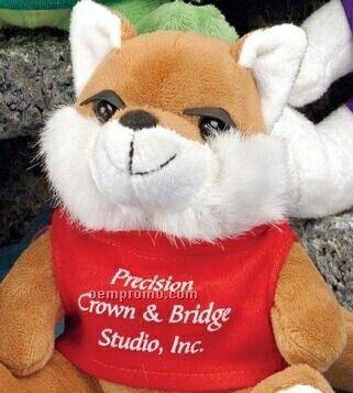 Q-tee Collection Stuffed Fox